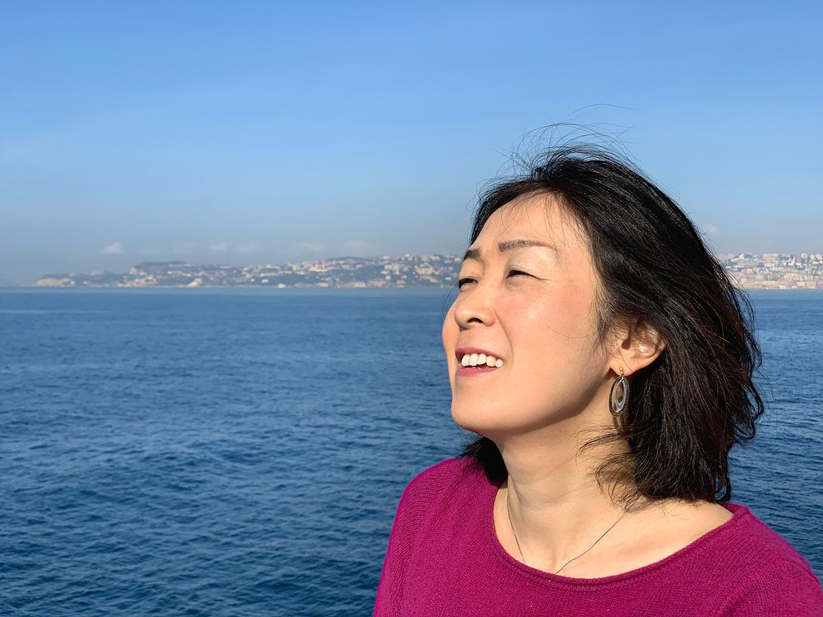 리카코 무라타        Rikako Murata